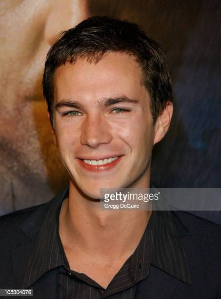 James D'Arcy during 'Master Commander The Far Side of the World' Los Angeles Premiere at Academy Theatre in Beverly Hills California United States