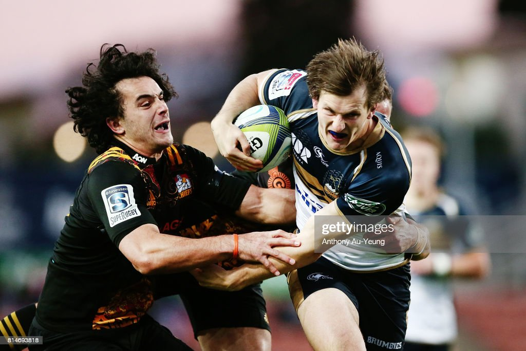 Super Rugby Rd 17 - Chiefs v Brumbies