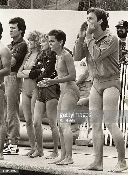 James Darren Heather Locklear guests and John James