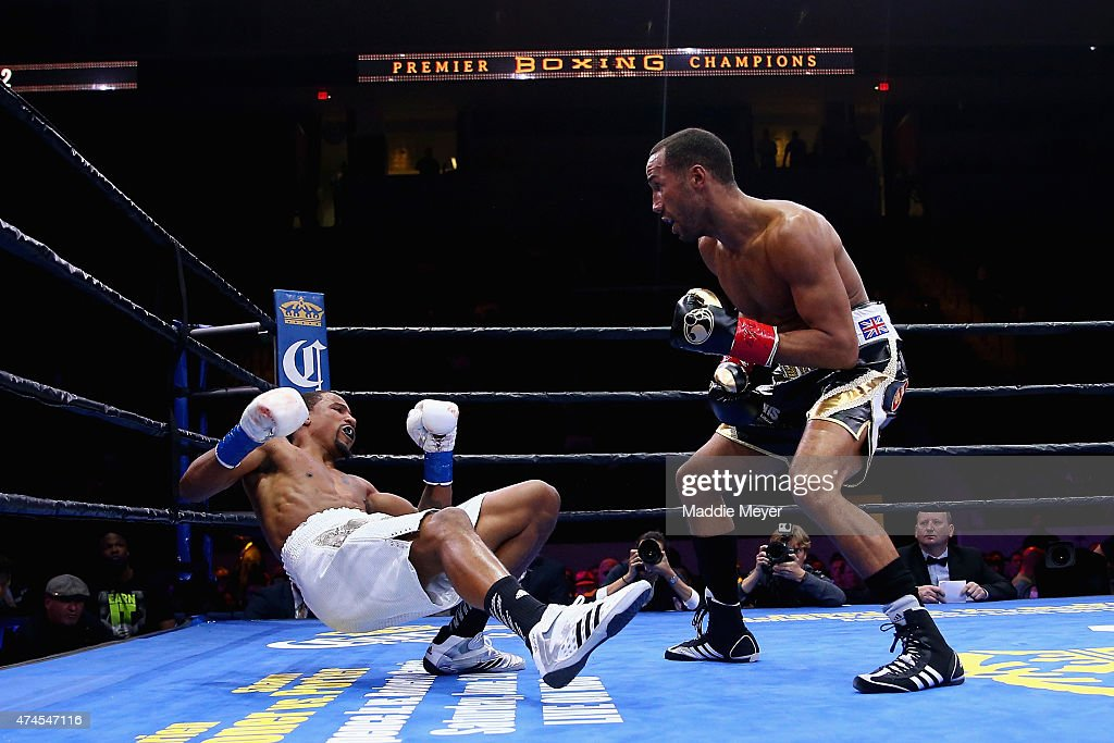 Andre Dirrell v James DeGale