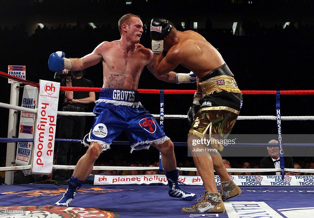World Championship Boxing at The O2 Arena London