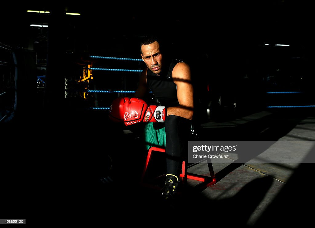 James DeGale Media Workout