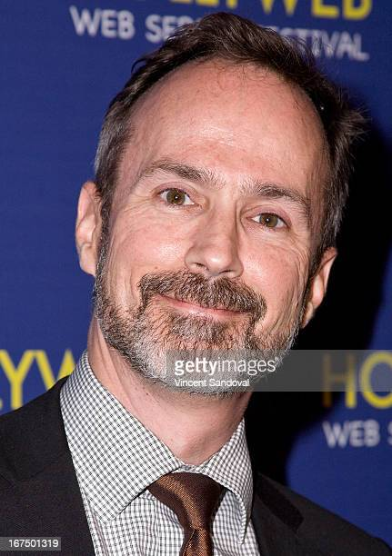 James Denning attends the 2nd annual HollyWeb Festival at Avalon on April 7 2013 in Hollywood California