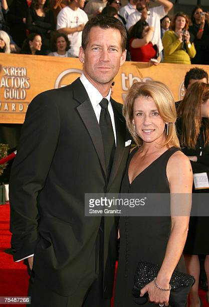 James Denton and wife Erin O'Brien 12864_SG_0817JPG at the Shrine Auditorium in Los Angeles California