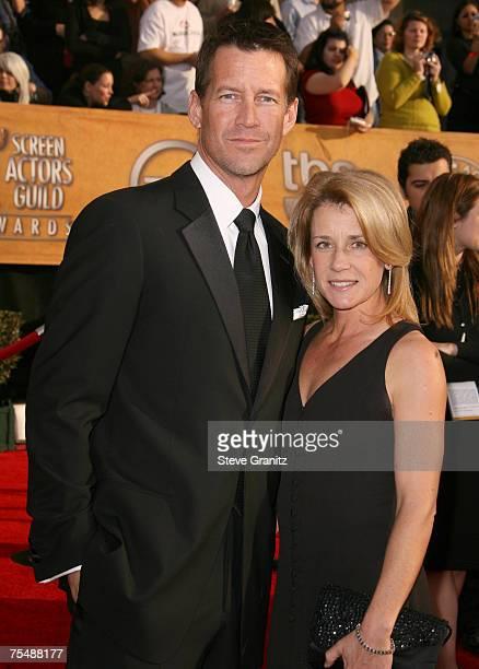 James Denton and wife Erin O'Brien 12864_SG_0818jpg at the Shrine Auditorium in Los Angeles California