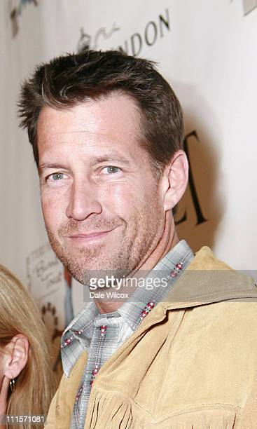 James Denton and wife Erin O'Brien during Launch Party for Teri Hatcher's Book Burnt Toast and Other Philosophies of Life May 2 2006 at Book...