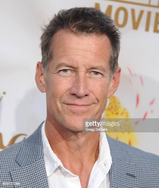 James Denton arrives at the 2017 Summer TCA Tour Hallmark Channel And Hallmark Movies And Mysteries at a private residence on July 27 2017 in Beverly...