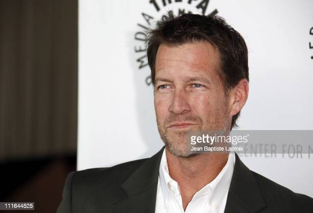 James Denton arrives the ''Desperate Housewives'' event during PaleyFest09 presents at the ArcLight Theaters on April 18 2009 in Los Angeles...