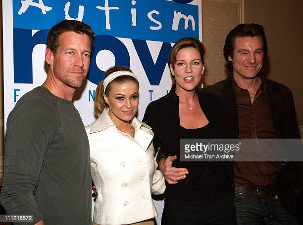 James Denton Carmen Electra Andrea Parker and Michael T Weiss