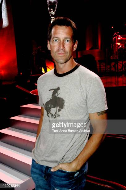 James Denton during 2005 World Music Awards Rehearsals at Kodak Theatre in Los Angeles Ca United States