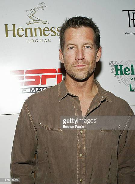 James Denton during 2007 NBA AllStar in Las Vegas ESPN After Dark Party Sponsor by Hennessy at Tryst at the Wynn in Las Vegas Navada United States