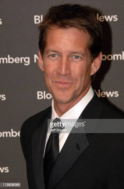 James Denton during 2007 White House Correspondents Dinner Bloomberg News Cocktail Party at Embassy of Costa Rica in Washington DC United States
