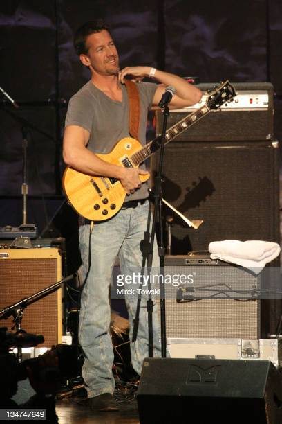 James Denton during An evening with Ray Kennedy and friends at 'Avalon' Club in Hollywood California United States