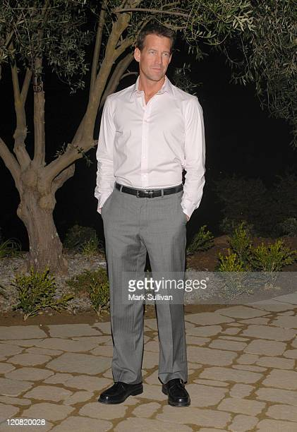 James Denton during Oceana Celebrates 2006 Partners Award Gala Arrivals at Esquire House 360 in Los Angeles California United States