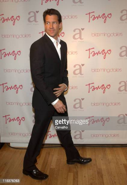 James Denton during Tango Magazine Launch with James Denton at Bloomingdale's Soho in New York City New York United States
