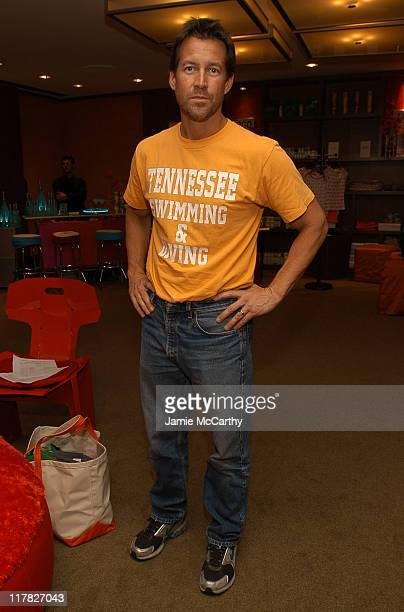 James Denton during The Lucky/Cargo Club An Upfront Week Hospitality Suite Day 1 at Le Parker Meridien in New York City New York United States