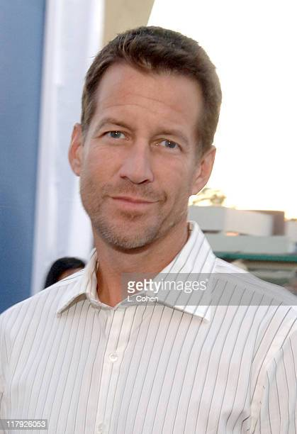 James Denton during Tiger Woods Learning Center Block Party October 1 2005 at The Grove in Anaheim California United States