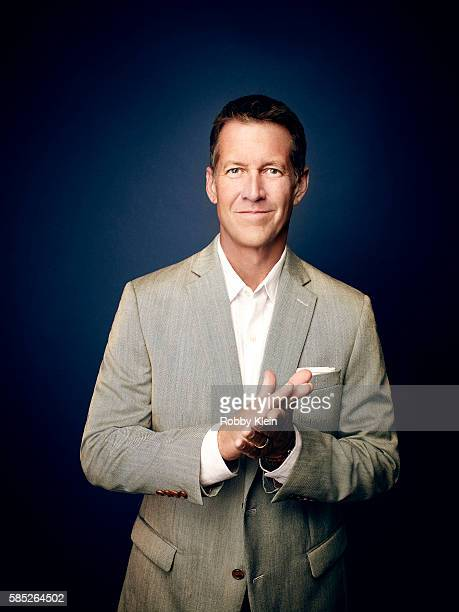 James Denton is photographed at the Hallmark Channel Summer 2016 TCA on July 27 2016 in Los Angeles California