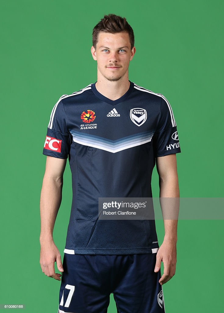 Melbourne Victory Headshots Session