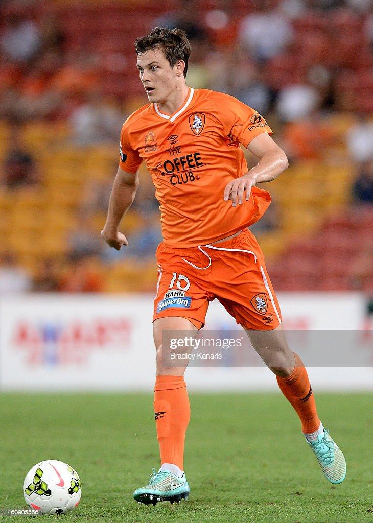 A-League Rd 14 - Brisbane v Sydney : News Photo