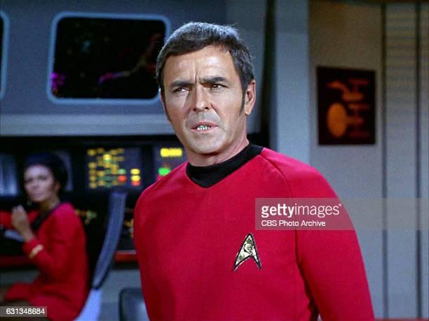 James Doohan, The Star Trek Actor Who Was A WWII Hero
