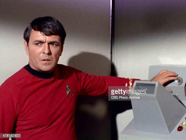 James Doohan as Lt. Commander Montgomery Scotty Scott on