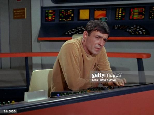James Doohan as Lt. Commander Montgomery Scotty Scott with