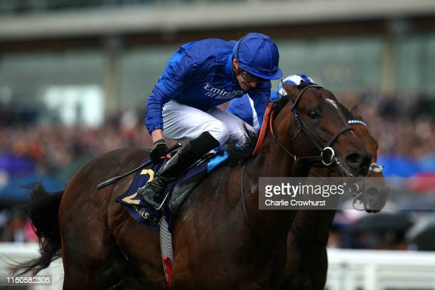 James Doyle rides Blue Point to win The King's Stand Stakes during day one of Royal Ascot at Ascot Racecourse on June 18 2019 in Ascot England