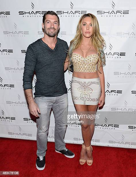 James Driskill and his fiancee singer Chloe Lattanzi celebrate the 35th anniversary of 'Xanadu' with the world premiere of their music video 'You...