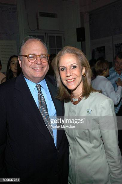 James Druckman and Nancy Druckman attend MUSEUM of the CITY of NEW YORK Host Exclusive Reception to Preview PARISNEW YORK DESIGN FASHION CULTURE...