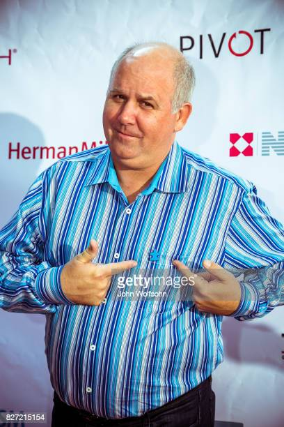 James Dumont attends Autism Speaks' 5th Annual Celebrity Poker Tournament at Herman Miller Show Room on August 5 2017 in Los Angeles California