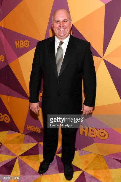 James Dumont attends HBO's Official Golden Globe Awards After Party at Circa 55 Restaurant on January 7 2018 in Los Angeles California
