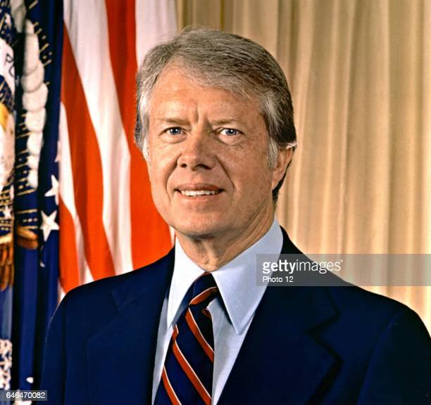 James Earl Jimmy Carter 39th President of the United States Governor of Georgia