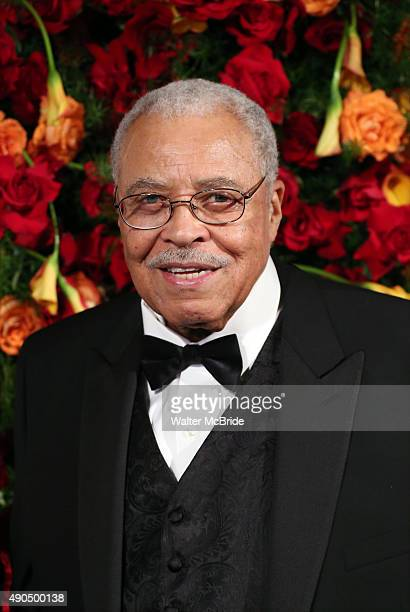 James Earl Jones attends the American Theatre Wing honors James Earl Jones at the Plaza Hotel on September 28 2015 in New York City