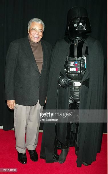 James Earl Jones Darth Vader