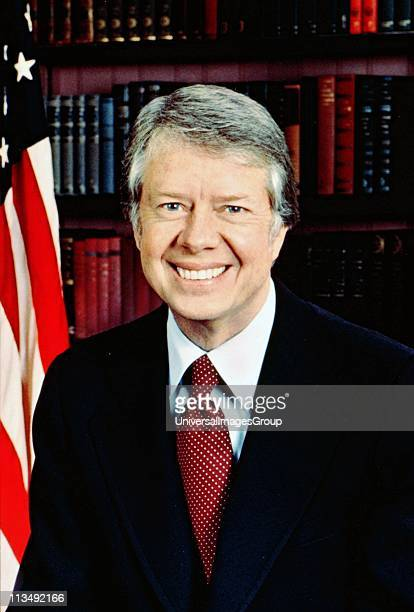 James Early 'Jimmy' Carter 39th President of the United States of America 19771981
