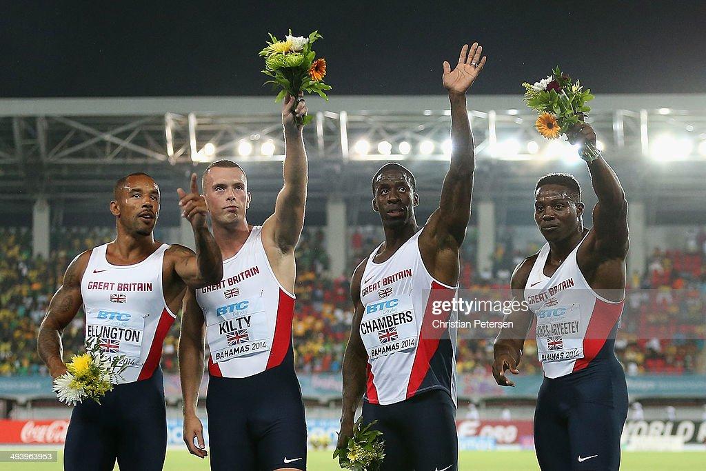 IAAF World Relay Championships - Day 2
