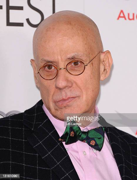 """James Ellroy attends AFI Fest 2011 Special Screening Of """"Rampart"""" at Grauman's Chinese Theatre on November 5, 2011 in Hollywood, California."""