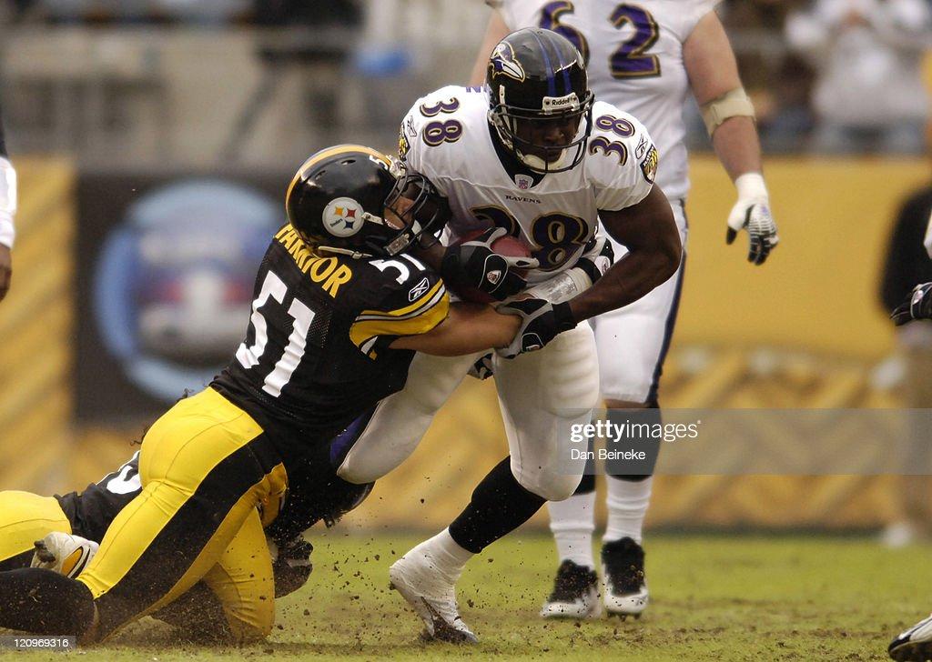 Baltimore Ravens vs Pittsburgh Steelers - December 24, 2006
