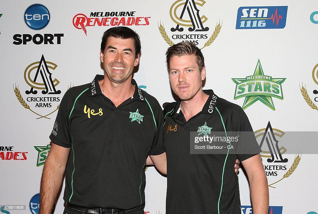 Melbourne Stars Rivalry Lunch