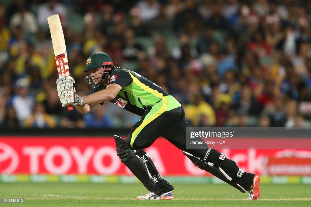 Australia v Sri Lanka - 3rd T20 : News Photo