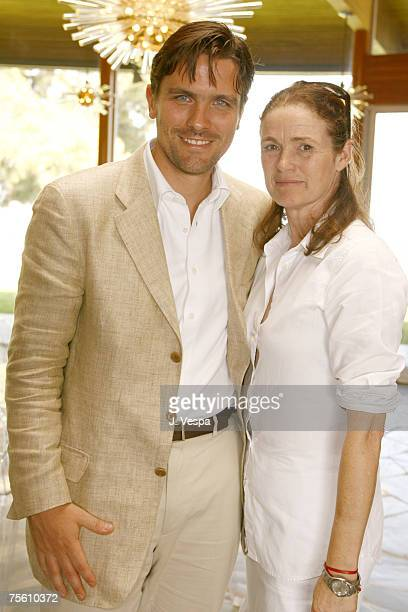 James Ferragamo and Lisa Love *EXCLUSIVE*