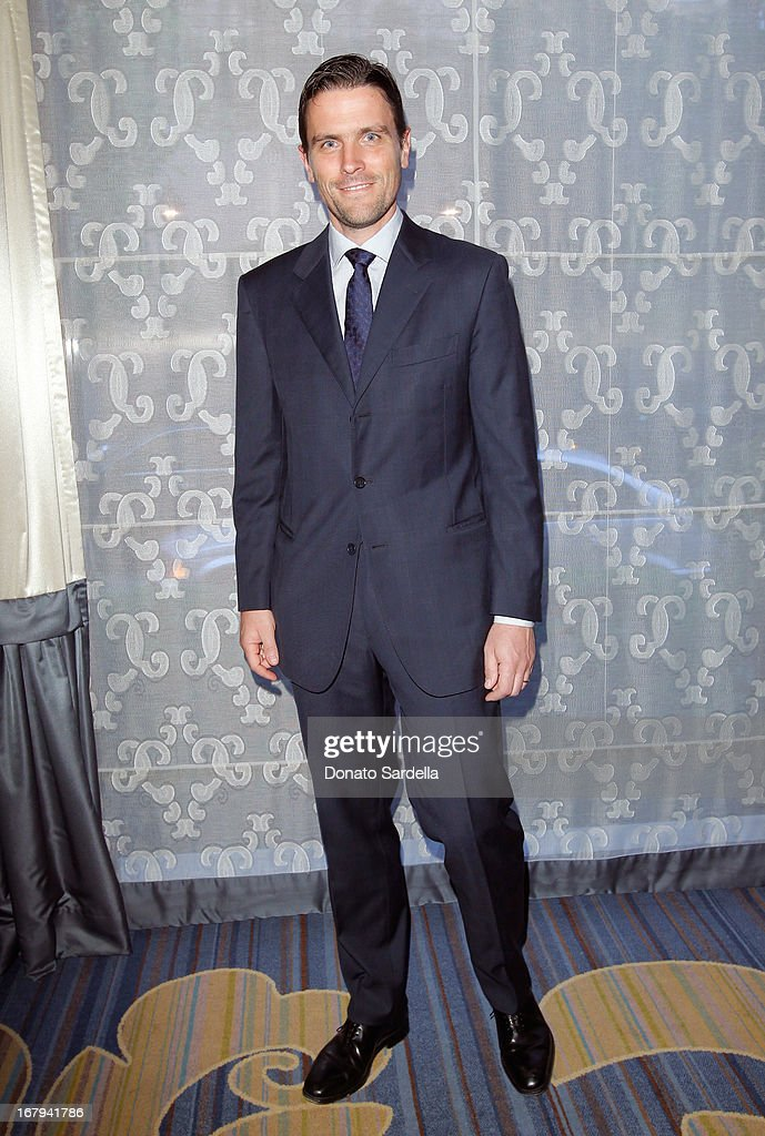 "James Ferragamo attends EIF Women's Cancer Research Fund's 16th Annual ""An Unforgettable Evening"" presented by Saks Fifth Avenue at the Beverly Wilshire Four Seasons Hotel on May 2, 2013 in Beverly Hills, California."