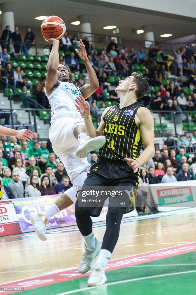Stelmet BC Zielona Gora v Aris Saloniki - Basketball Champions League
