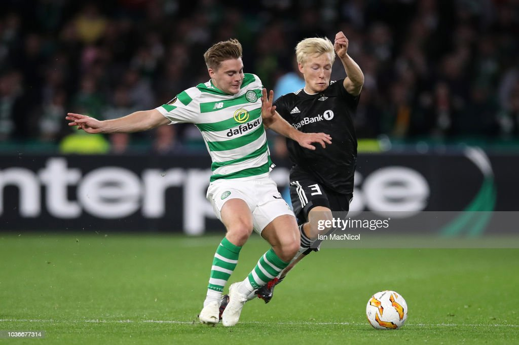 Celtic v Rosenborg - UEFA Europa League - Group B