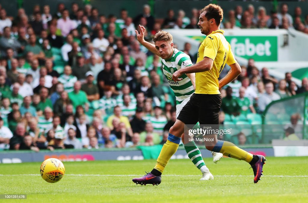 Celtic v Alashkert FC - UEFA Champions League Qualifier