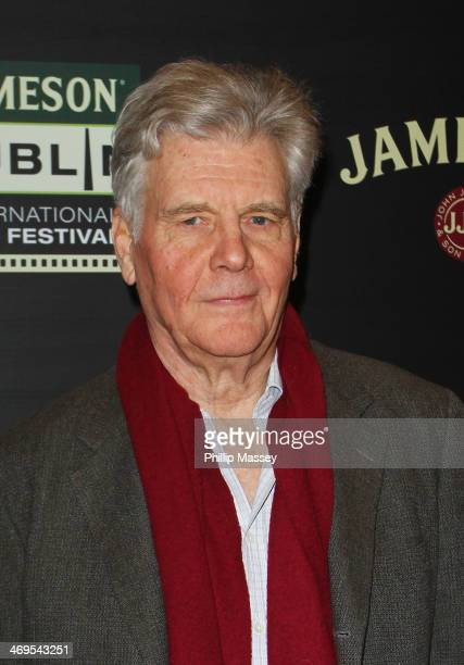 James Fox attends a screening of A Long Way From Home at the Jameson Dublin International Film Festival at Savoy on February 15 2014 in Dublin Ireland