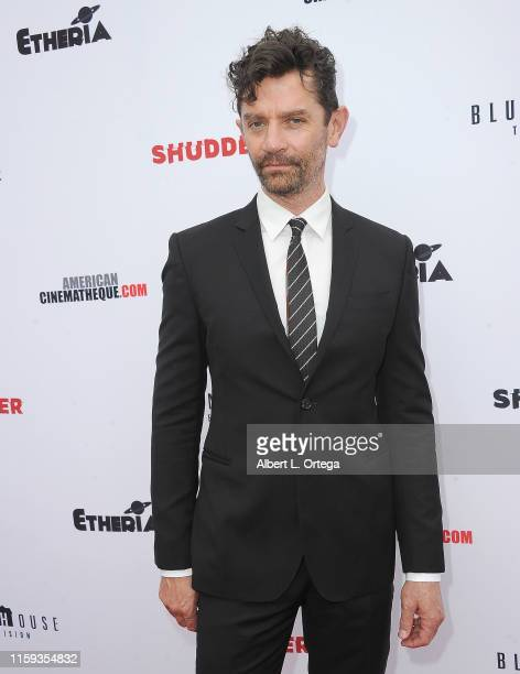 James Frain attends the 6th Annual Etheria Film Showcase held at American Cinematheque's Egyptian Theatre on June 29 2019 in Hollywood California