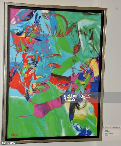 James Francis Gill ist ein USamerikanischer Maler der PopArt Bereits 1962 nahm das New Yorker Museum of Modern Art sein aus drei Tafeln bestehende...