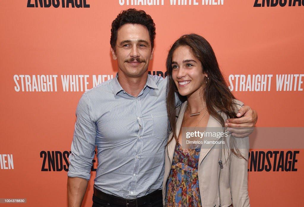 """""""Straight White Men"""" Broadway Opening Night : News Photo"""